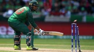 Bangladesh suffer fresh blow ahead of World Cup, Mahmudullah receives major injury scare