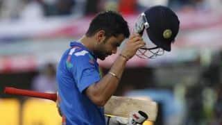 India vs New Zealand 2nd ODI: Virat Kohli caught behind for 9