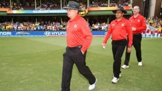 ICC Cricket World Cup 2015: Umpires and match officials for semi-finals announced