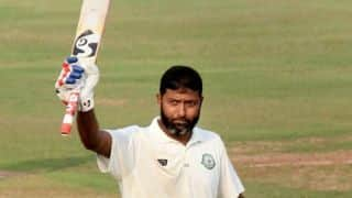 If I feel I am becoming a burden, I will pack my bags: Wasim Jaffer