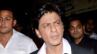 Shah Rukh Khan happy over growth of other sports
