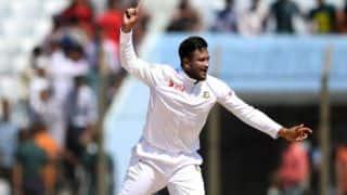 Bangladesh vs England,1st Test: Shakib Al Hasan crosses 150th wicket mark