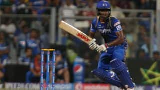 India tour of Zimbabwe 2015: Sanju Samson replaces Ambati Rayudu