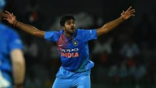 टीम इंडिया ने नए फिनिशर बनने को तैयार हैं विजय शंकर