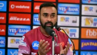 Amit Mishra: Navdeep Saini is a great talent, Team India need 3-4 more like him