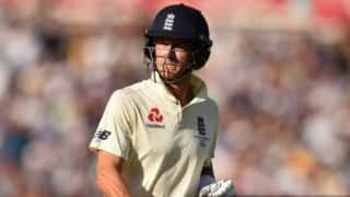 Ashes 2019, 5th Test: Joe Denly scores 94 as England push Australia on backfoot at Oval