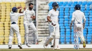 Ranji Trophy final: Vidarbha become sixth team to defend its title