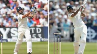 India vs England 2014 1st Test, Tea Day 2: Bulletin from Trent Bridge