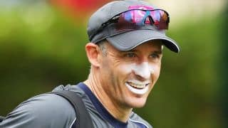 Michael Hussey: Australian squad nicely balanced for conditions in India