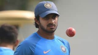Vijay Shankar: I have learned how to handle pressure now