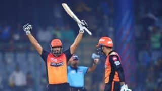 IPL 2019 Latest Points Table: Sunrisers Hyderabad go top as Chennai Super Kings drop to third