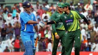 Pakistan should stop sponsoring terrorism or no bilateral series with India, claims Vijay Goel