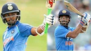 Ajinkya-rahane-named-mumbai-captain-for-mushtaq-ali-t20-trophy, Prithvi-Shaw-returns