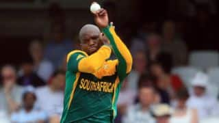 Lonwabo Tsotsobe doubtful for ICC World T20 2014