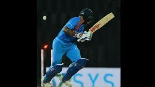 Shikhar Dhawan will face critisim if not succeed in next two T20I matchs, says Sunil Gavaskar