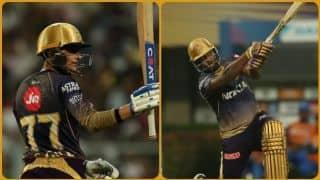 IPL 2019, KKR vs DC: Shubman Gill, Andre Russell guide Kolkata Knight Riders to 178/7 against Delhi Capitals