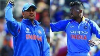 Hardik Pandya All Time World T20 XI: MS Dhoni named captain, KL Rahul missing