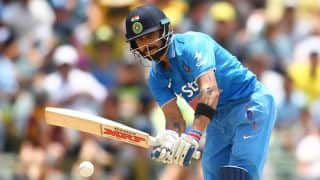 Virat Kohli ton propels India to imposing total of 295-6 against Australia in 3rd ODI at Melbourne