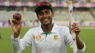 500-plus score made the job easier for bowlers: Mehidy Hasan Miraz