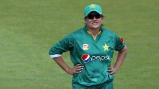 Sana likely to lose captaincy after Pakistan's poor show in WWC17