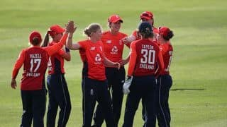 ICC Women's World T20: We're standing on our two feet and putting the women's game front and centre, says England captain Heather Knight
