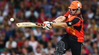 Kolkata Knight Riders vs Perth Scorchers CLT20 2014 10th Match at Hyderabad: Openers give Scorchers a solid start