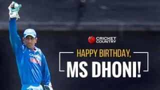 Happy Birthday MS Dhoni: Yuvraj Singh, Suresh Raina, others wish Mahi