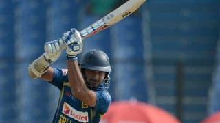 India vs Sri Lanka Live Cricket Score, Asia Cup 2014 Match 4: Sri Lanka win by 2 wickets after Sangakkara's century