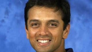 Rahul Dravid to mentor junior Olympic and Paralympic athletes
