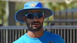 Shikhar Dhawan: Will bounce back stronger