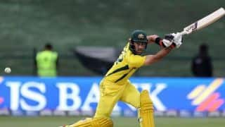 Aaron Finch lauds Glenn Maxwell as Australia clinch ODI series against Pakistan
