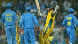 इतिहास के पन्नों से: जब आखिरी ओवर में ब्रेट ली ने छीन लिया था भारत से मैच