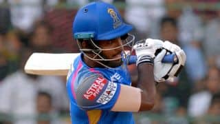 IPL 2018: Sanju Samson future of Indian cricket, says Ajinkya Rahane