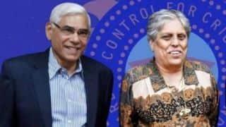 CoA chief Vinod Rai, member Diana Edulji to receive Rs. 3.5 crore each from BCCI