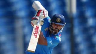 Sri Lankan spinners restrict India to 264/9 in Asia Cup 2014