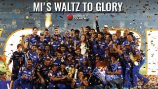 Mumbai Indians (MI), team review, IPL 2017: Rohit Sharma and co.'s waltz to glory