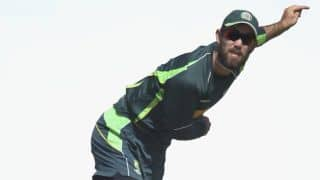 Pakistan vs Australia, 2nd Test: Australia's practice session