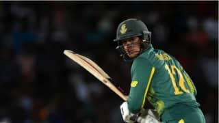 भारत के खिलाफ सीरीज से पहले डीकॉक ने साथी खिलाड़ियों को चेताया