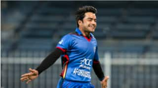 It feels amazing to be someone who is changing the life of youngsters; Says Rashid Khan