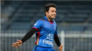 अफगानिस्तान का सपना टी20 वर्ल्ड कप जीतना : राशिद खान