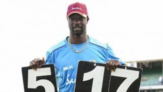West Indies didn't want to bat last on 'tough' pitch: Kemar Roach