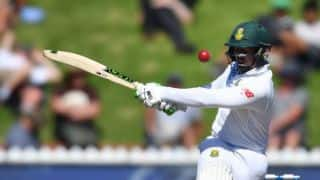 De Kock fit to play 3rd Test against New Zealand at Hamilton