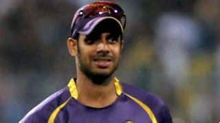 Tiwary disappointed not to represent KKR