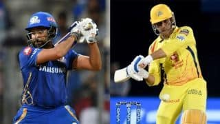 Video: Chennai Super Kings, Mumbai Indians chase record fourth IPL title