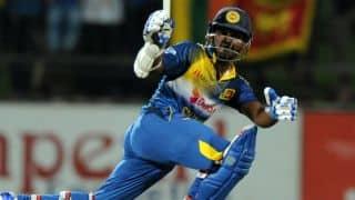 Kusal Perera cruises to hundred against Pakistan in 5th ODI at Hambantota