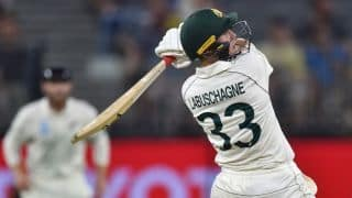 1st Test: Labuschagne Ton Gives Australia Edge Over New Zealand in Perth