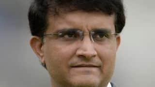 Sourav Ganguly heart-broken about tragic demise of Ankit Keshri