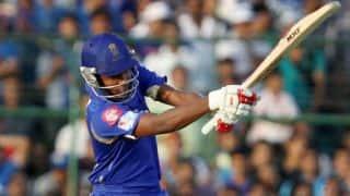 IPL 2014: Sanju Samson credits Rahul Dravid's mentoring in progress