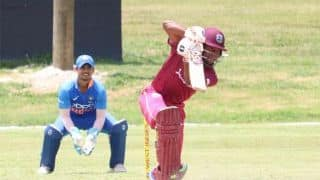 Khaleel Ahmed's four-for, Axar Patel's 81* in vain as West Indies A notch up first win