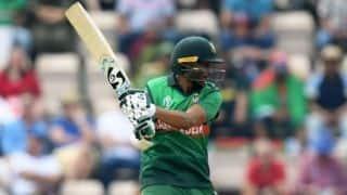 Shakib al hasan Credits 'Hard Work & Luck' for Success at ICC CRICKET Cricket World Cup